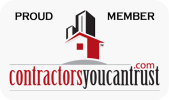 Contractors You Can Trust Proud Member